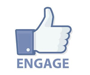 best way to get high engagement on a Facebook page