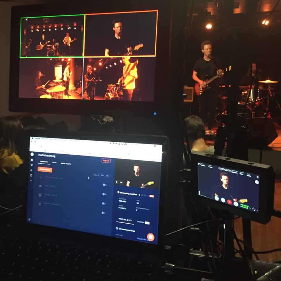 live streaming call me fred water rats london
