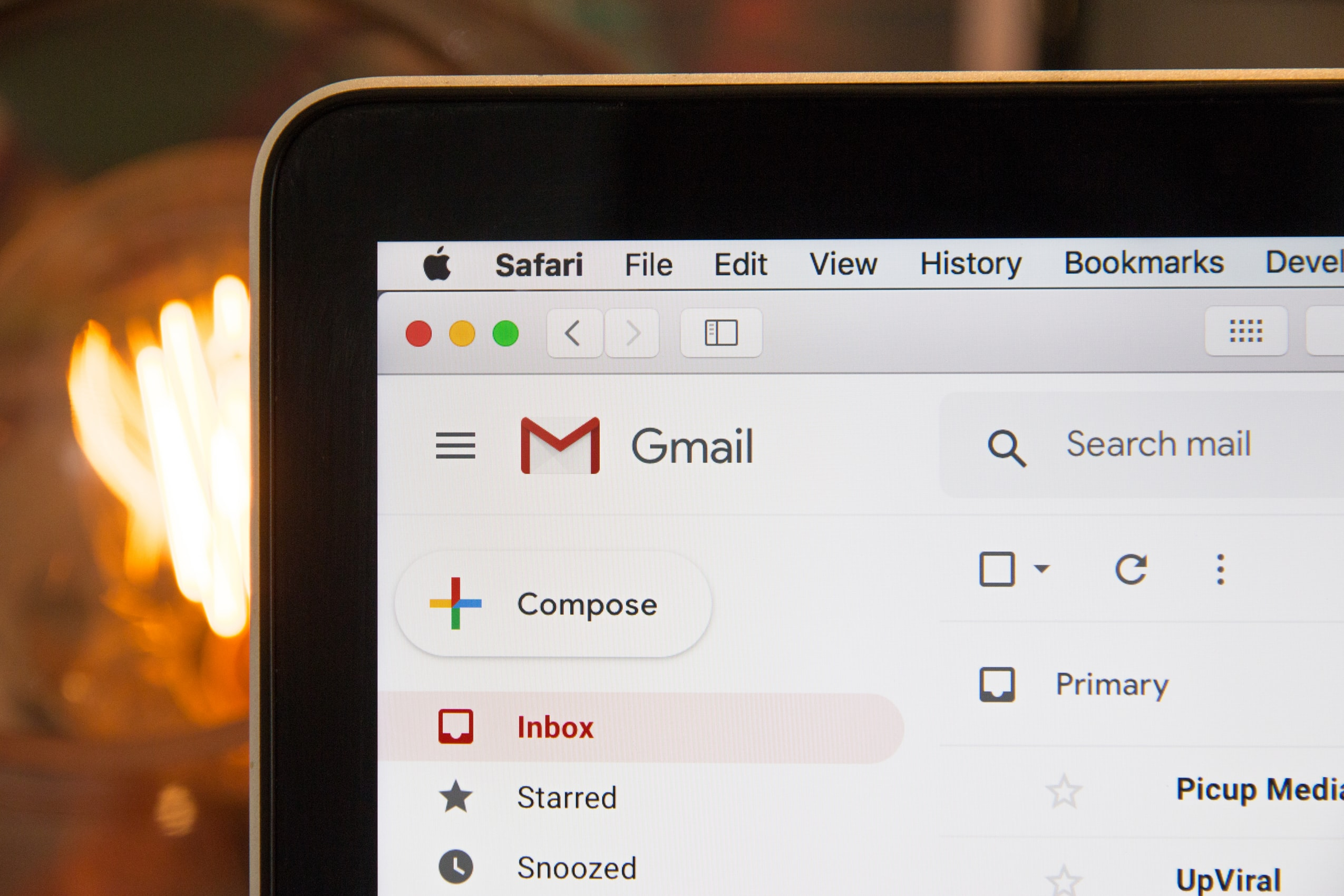 bring back sanity to gmail